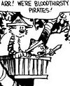 Cervantes - Pirate Calvin